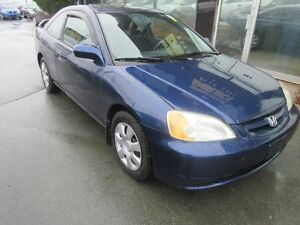 2003 Honda Civic AUTO SI COUPE