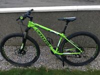 Cannondale trail 4 29'er MTB. Brilliant entry level bike, used less than 10 times.