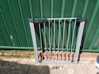 Safety stair gate for sale used only £10