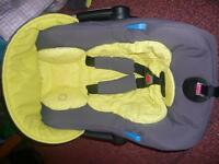 car seat with Music, lovely condition