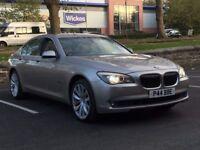 2009 BMW 730D SE * SAT NAV * SUNROOF * LEATHER * F.S.H * PART EX * DELIVERY * FINANCE *