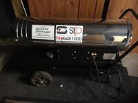 Sip fireball 1000 space heater