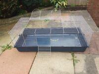 XXL Indoor Rabbit and Guinea Pig Cage