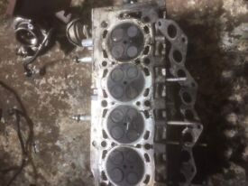 Peugeot 2.0 hid dw10bted4 cylinder head