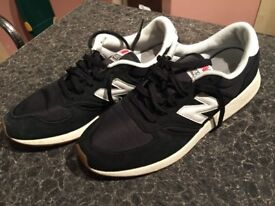 NEW BALANCE 420 AS NEW ONLY £20!!! SIZE 10