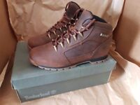 Timberland Grafton Hiker boots - dark brown - size 8.5 - new with box