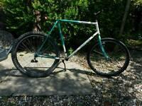 Mens retro dawes mountain bike