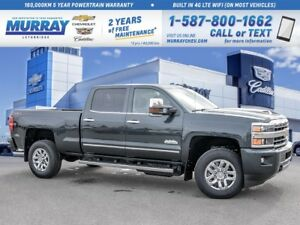 2019 Chevrolet SILVERADO 3500HD **Duramax Diesel!  Leather Wrapp