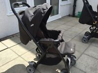 Pram and car seat (new)