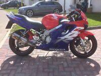 Honda CBR600FX