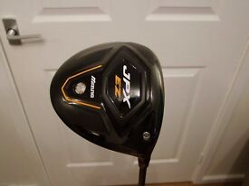 Mizuno JPX EZ Driver, Stiff shaft, immaculate, only used twice. Comes with head cover and wrench.