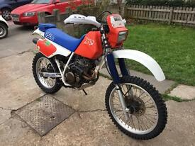 Honda XR 250R Only one previous owner! Road registered ready to ride