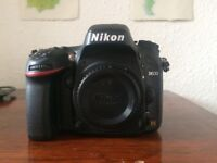 Used Nikon D600 body for sale, excellent condition