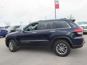 2015 Jeep Grand Cherokee Limited! 4x4! Touch Screen! London Ontario image 8