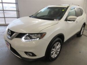 2015 Nissan Rogue SV! AWD! 7 PASSENGER! B-UP CAM! ALLOYS! NAV!