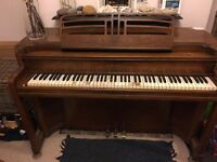 Piano - 1940s Storey and Clarke upright