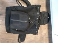 Great wee cool backpack for baby milk, etc