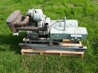 Diesel Generating set.