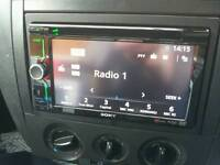 Sony xav601bt double din car stereo