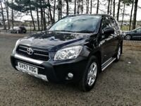 TOYOTA RAV4 XT-R 2.2 D4-D 4X4..NEW FULL MOT..No advisory..NEW OIL+FILTER..NEW BRAKES..FSH..5D..VGC.