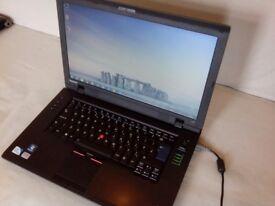 FAST Lenovo Thinkpad T512 Laptop: *Intel DualCore P6100 2.00GHz*6GB*320GB*WiFi*Cam*Win7*Office2016