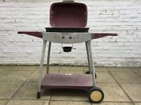 Gas/Charcoal Barbeque Set