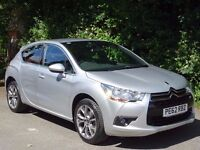 Citroen DS4 1.6 e-HDi Airdream DStyle EGS6 5dr BLUETOOTH - MASSAGE SEATS