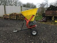 COSMO 300 FERTILISER/SEED/SALT SPREADER - £400