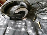 Sennheiser HD205 headphones