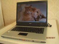 acer aspire 3500 Laptop
