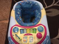 Fairly used Chicco walker in excellent condition