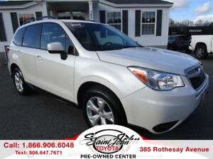2015 Subaru Forester 2.5i Convenience Package $171.22 BIWEEKLY!!