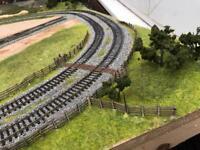 Huge OO Gauge Train Set
