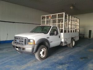 2005 Ford 450 SUPER-DUTY