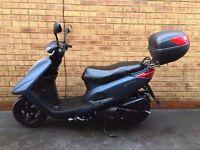 Yamaha VITY 125 125cc *2014 PLATE, MOT & LOW MILES*