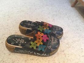 Clog shoe