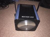 Acne matrix effect light