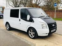 FORD TRANSIT 2.2 TDCI 2010(59)REG**ST PACK**DUAL-LINER**COMPANY OWNED**