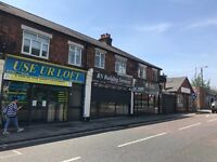 Unit/Shop to Let on a Busy Road with permission for a Restaurant - Brentwood, Essex near Romford