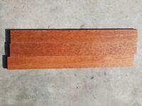 """Merbau"" Hardwood Flooring - 3 sq. mtrs. - T&G"