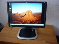 "HP L1908w 19"" Widescreen LCD Monitor"