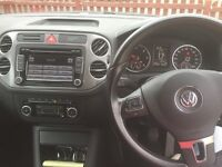Volkswagen Tiguan 2.0 tdi match blue motion