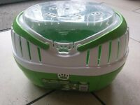 Small pet carrier suitable for rabbit, guinea pig or rat
