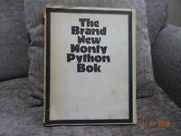 The Brand New Monty Python Bok