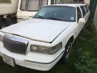 Limousine Lincoln cheap car automatic