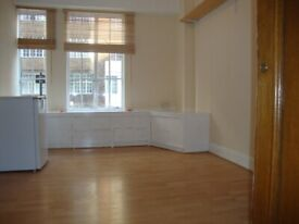 Amazing furnished studio flat within a prestigious building in Russell Sq WC1N