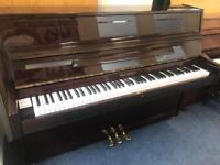 Waldstein Upright piano 12 month warranty free stool uk delivery possible