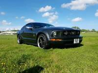 Ford Mustang 4.0L V6 LHD Manual Petrol