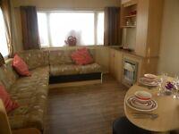 Static caravan, Romney Sands (Kent), 3 bedrooms sleeps 8, direct beach access, fishing lake & more