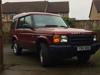 Landrover Diesel 2.5 with Mot